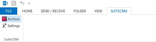 SuiteCRM Archive Tab.png