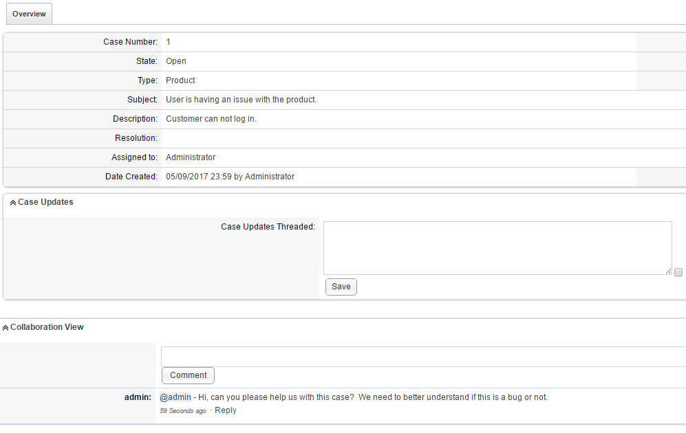 Customer Support Thread - Social Collaboration Ninja