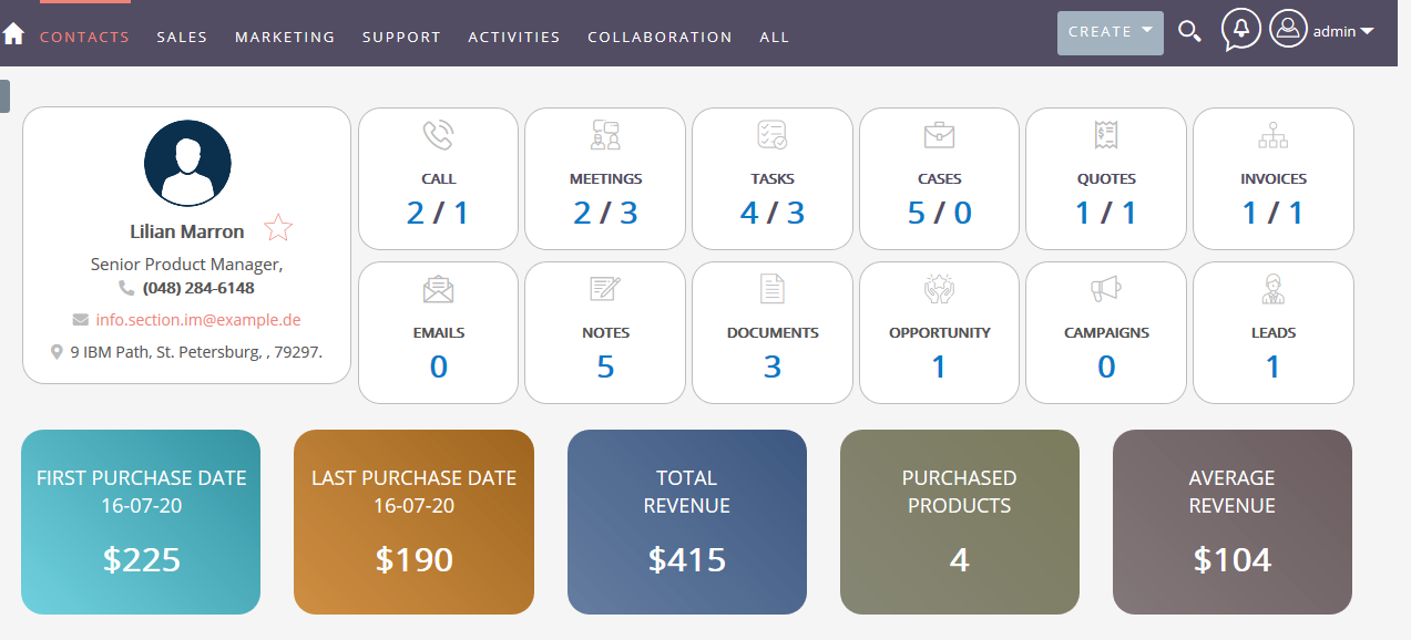 "![screenshot--2020.07.17-14_29_48.png](https://store.suitecrm.com/assets/img/addonassets/customer-360-view/screenshot--2020.07.17-14_29_47.png ""screenshot--2020.07.17-14_29_47.png"")"