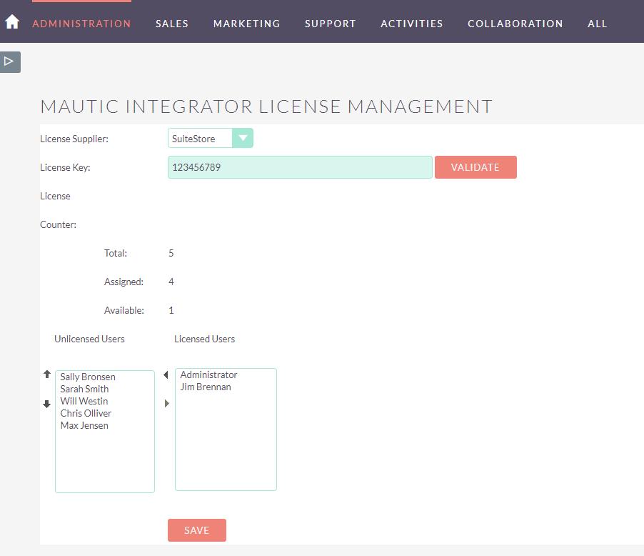 CRM - License Management.PNG