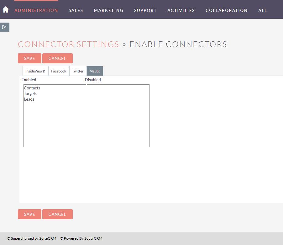 CRM - Connectors - Enable Connectors.PNG