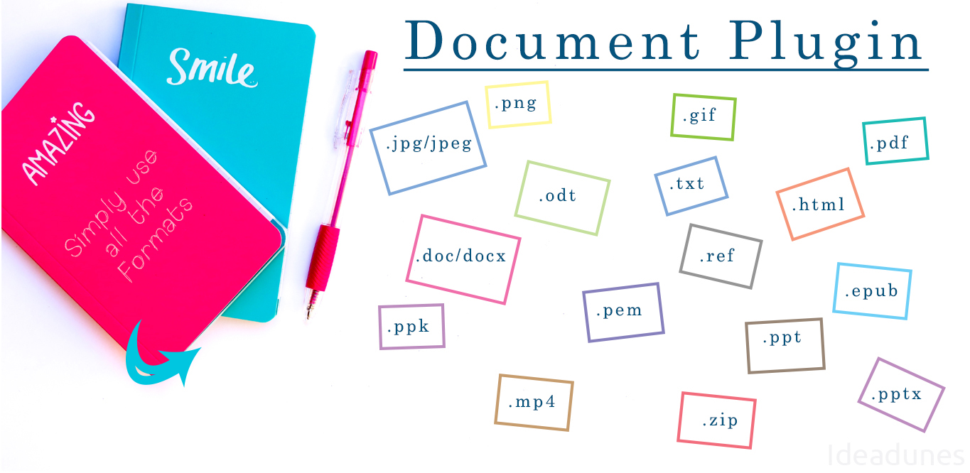 Upload Multiple Documents/Images Preview Logo