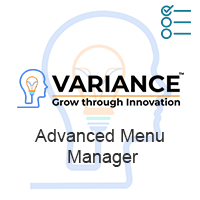 Advanced Menu Manager Logo