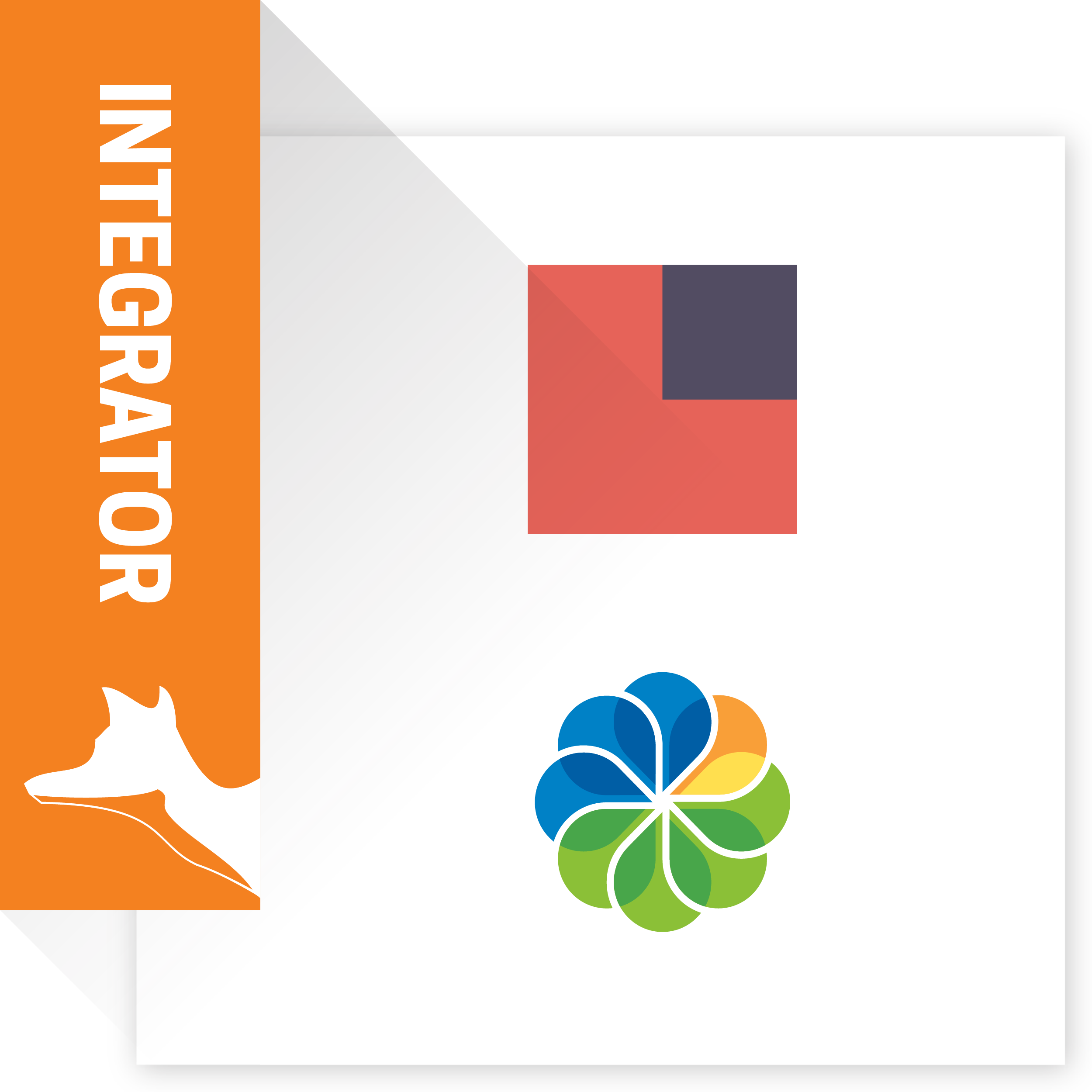 Alfresco & SuiteCRM Integrator Logo