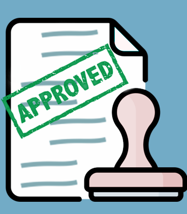 Approval Process Logo
