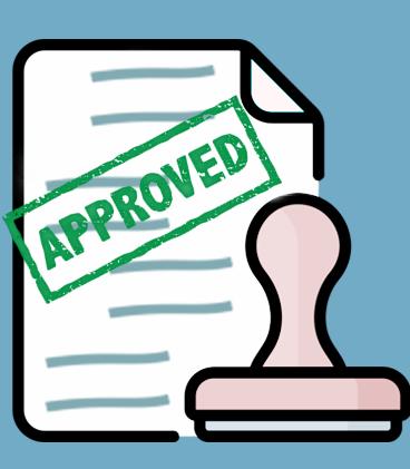 Approval Process Logo