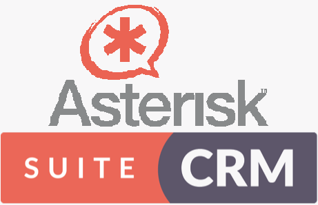 Asterisk Integration With SuiteCRM Logo