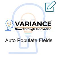 Auto Populate Fields Logo