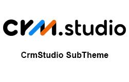 CrmStudio Subtheme Logo