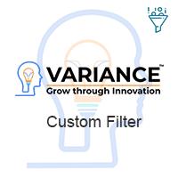 Custom Filter Logo