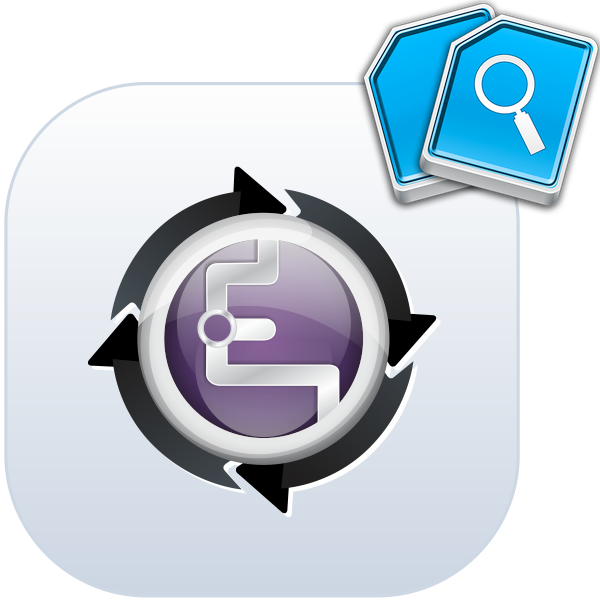 Enjay Blueberry - De-duplication Analysis SuiteCRM Logo