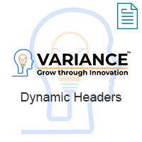 Dynamic Headers Logo
