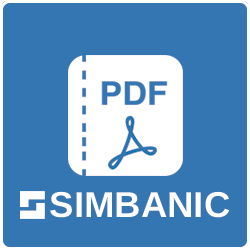 Enhanced PDF Template Logo