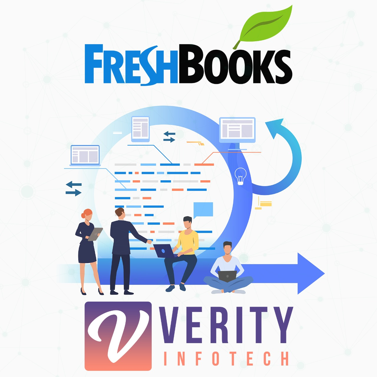 FreshBook Integration Logo