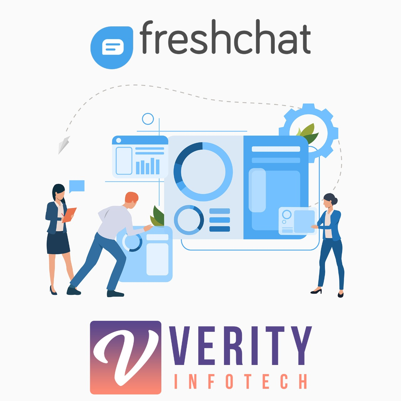 FreshChat Integration Logo