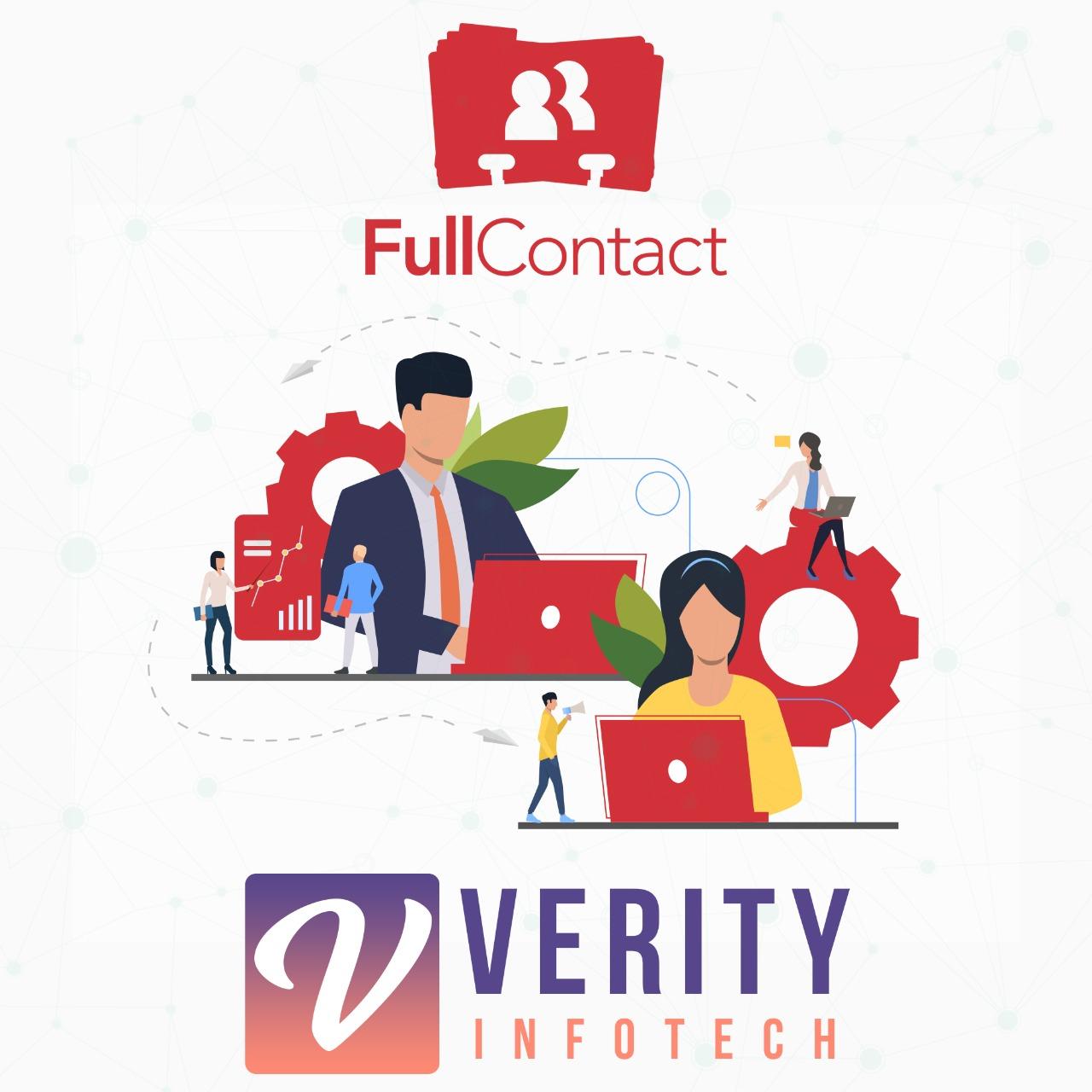 FullContact Integration  Logo