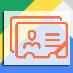 Google Address Logo