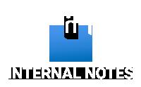 Internal Note Logo
