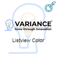Listview color Logo