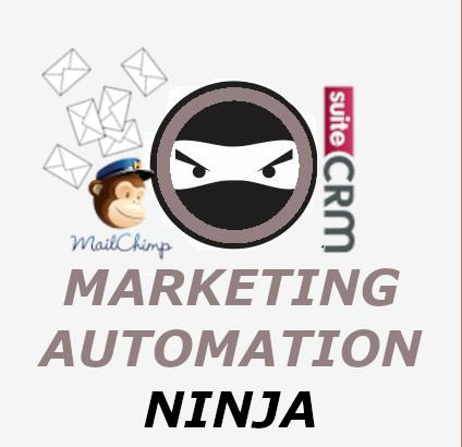 Marketing Automation Ninja for SuiteCRM Logo