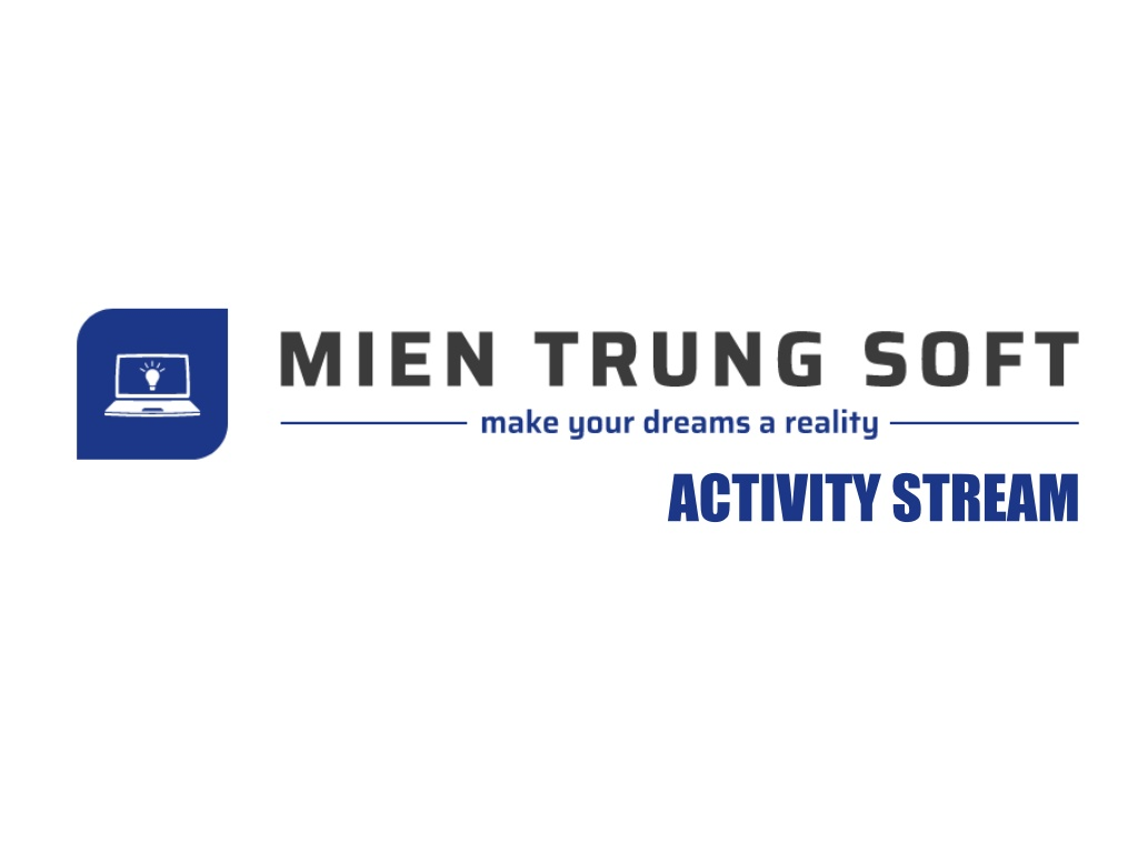MTS Activity Stream Logo