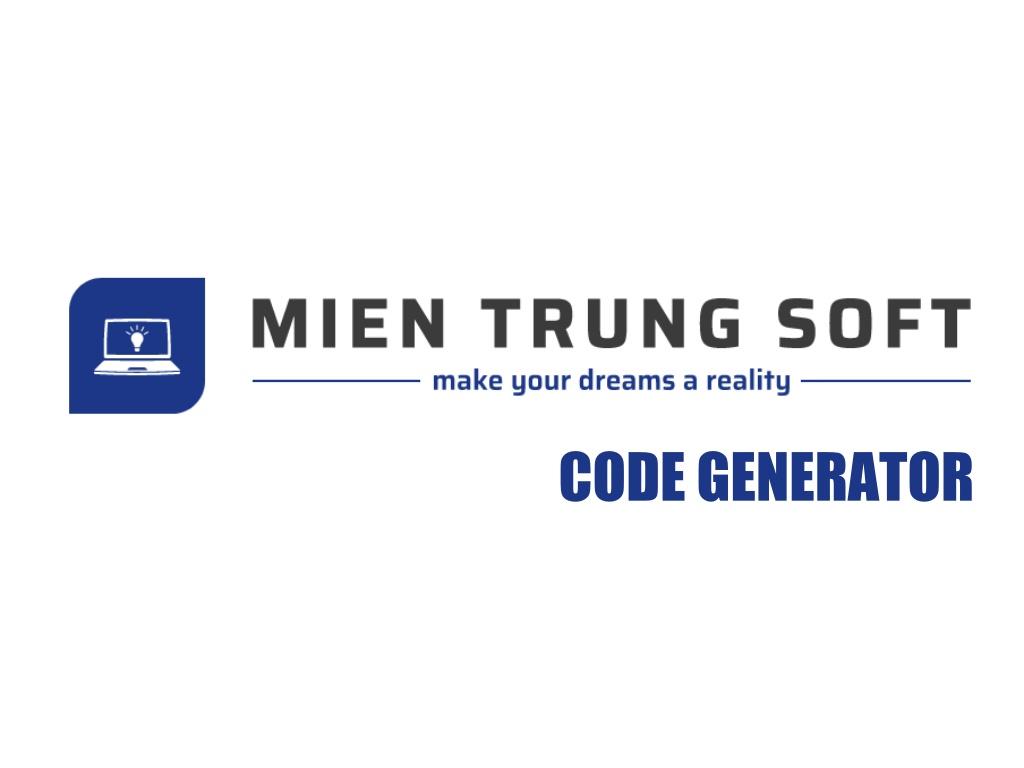 MTS Code Generator Logo
