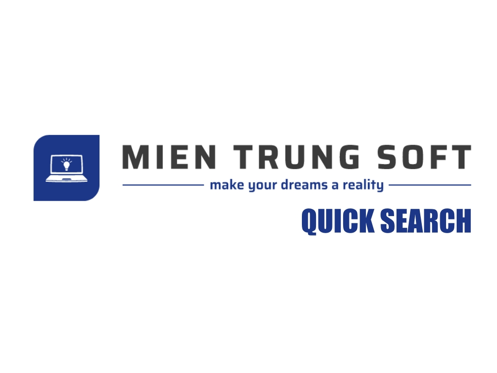 MTS Quick Search Logo