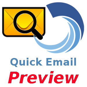 Quick Email Preview Logo