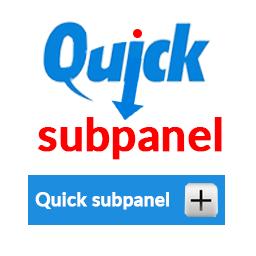Quick Subpanel Logo