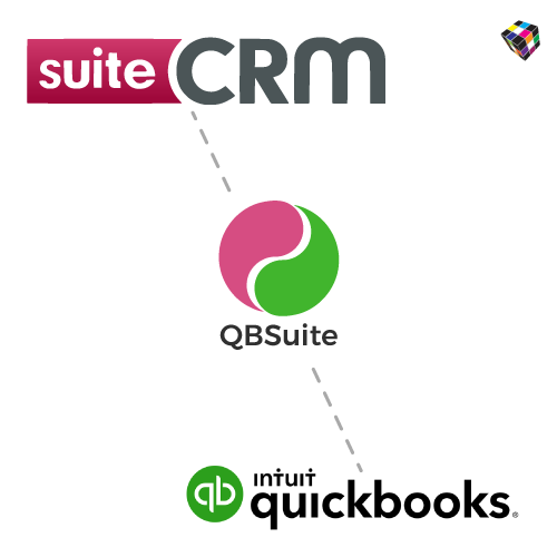 QuickBooks SuiteCRM Integration Logo