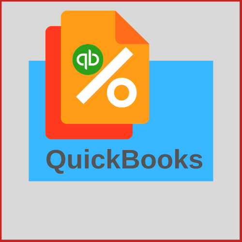 Sync with QuickBooks Logo
