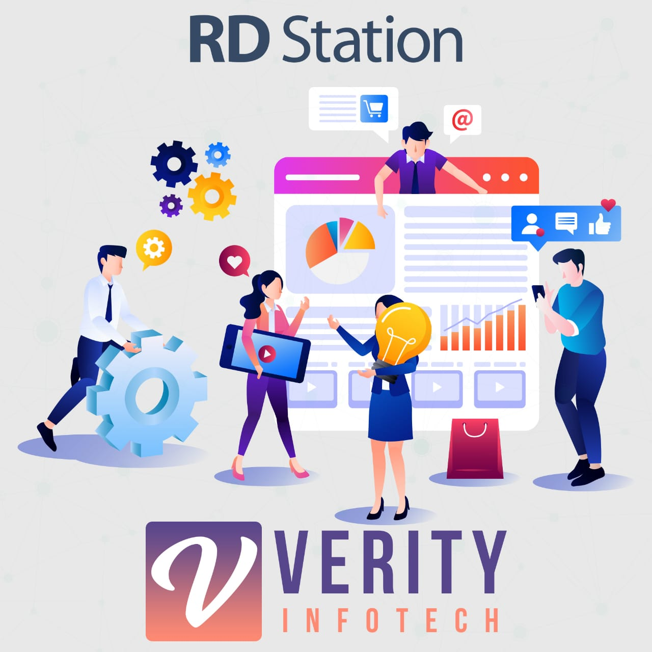 RD Station SuiteCRM Integration Logo