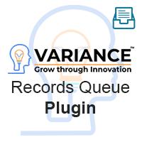 Records Queue Logo