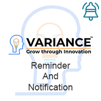 Reminder and Notification Logo