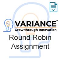 Round Robin Assignment Logo