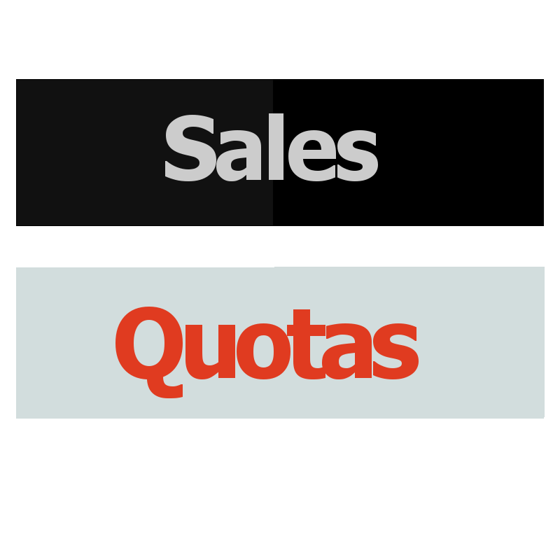 Sales Quotas Logo