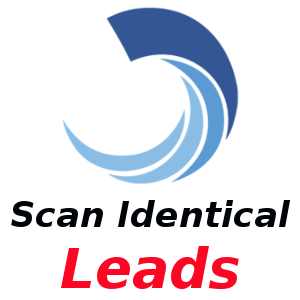 Scan Identical Leads Logo