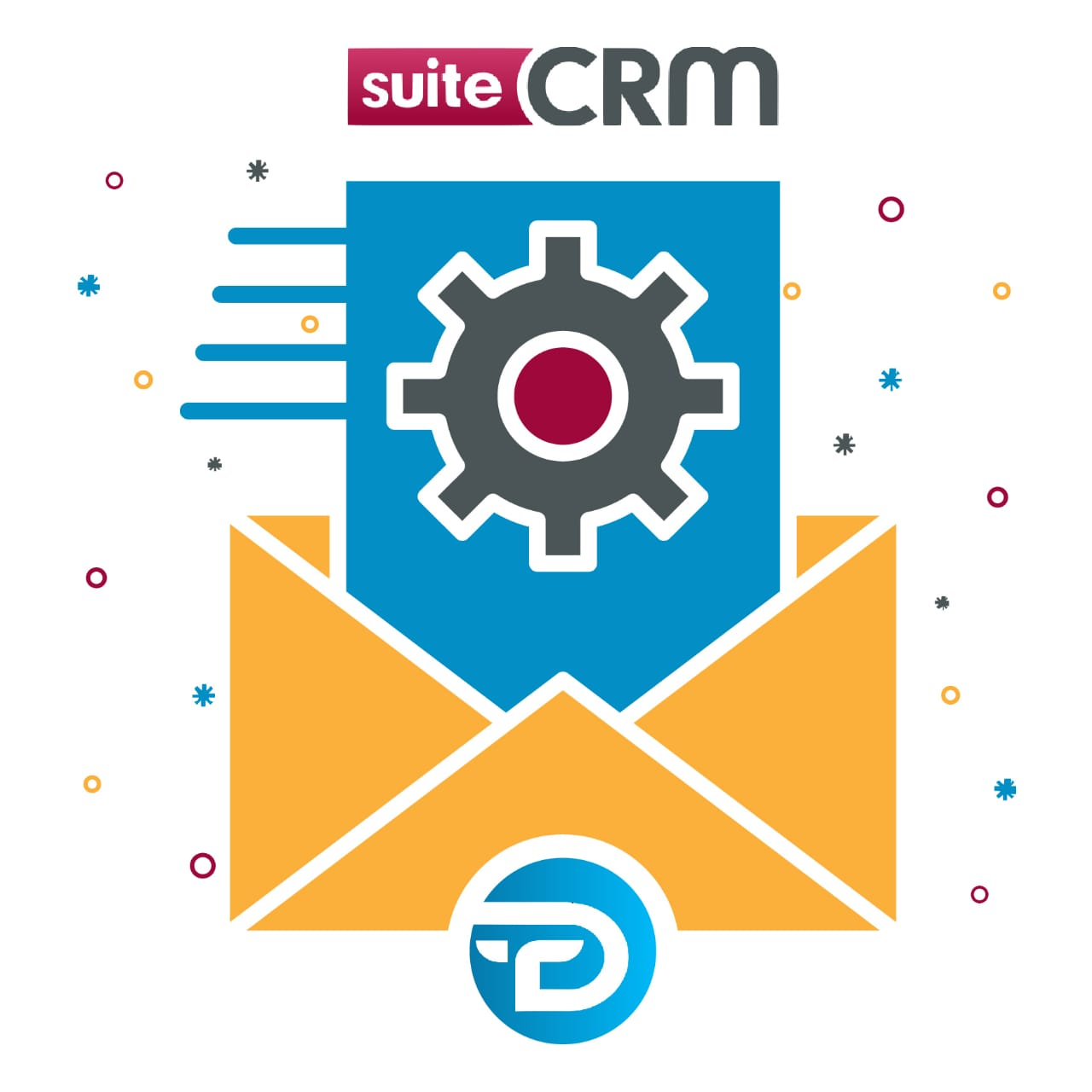 SMS Integration with SuiteCRM Logo
