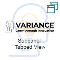 Subpanel Tabbed View Logo