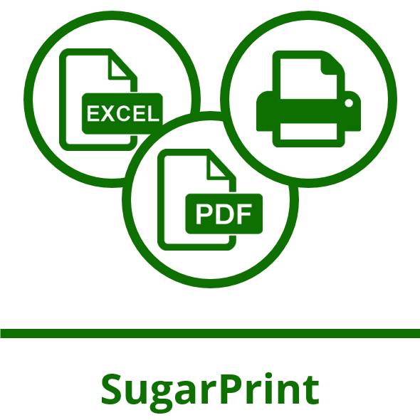 SugarPrint Logo