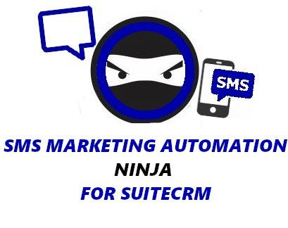 SMS Marketing Automation Ninja for SuiteCRM Logo