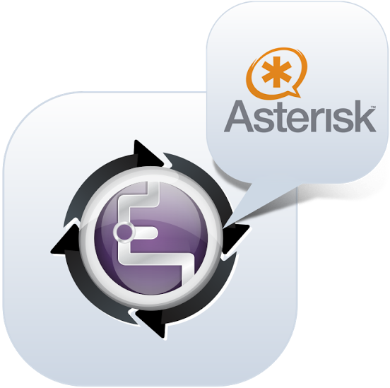 Enjay Mulberry - Asterisk Integration Suite CRM Logo