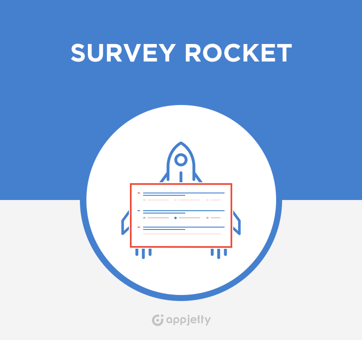SuiteCRM Survey Rocket Logo