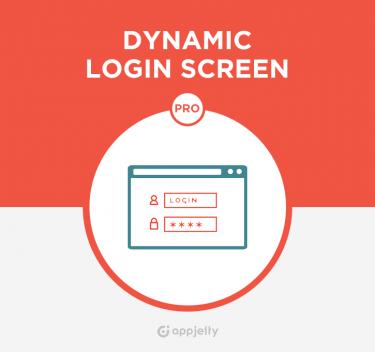 SuiteCRM - Dynamic Login Screen Logo