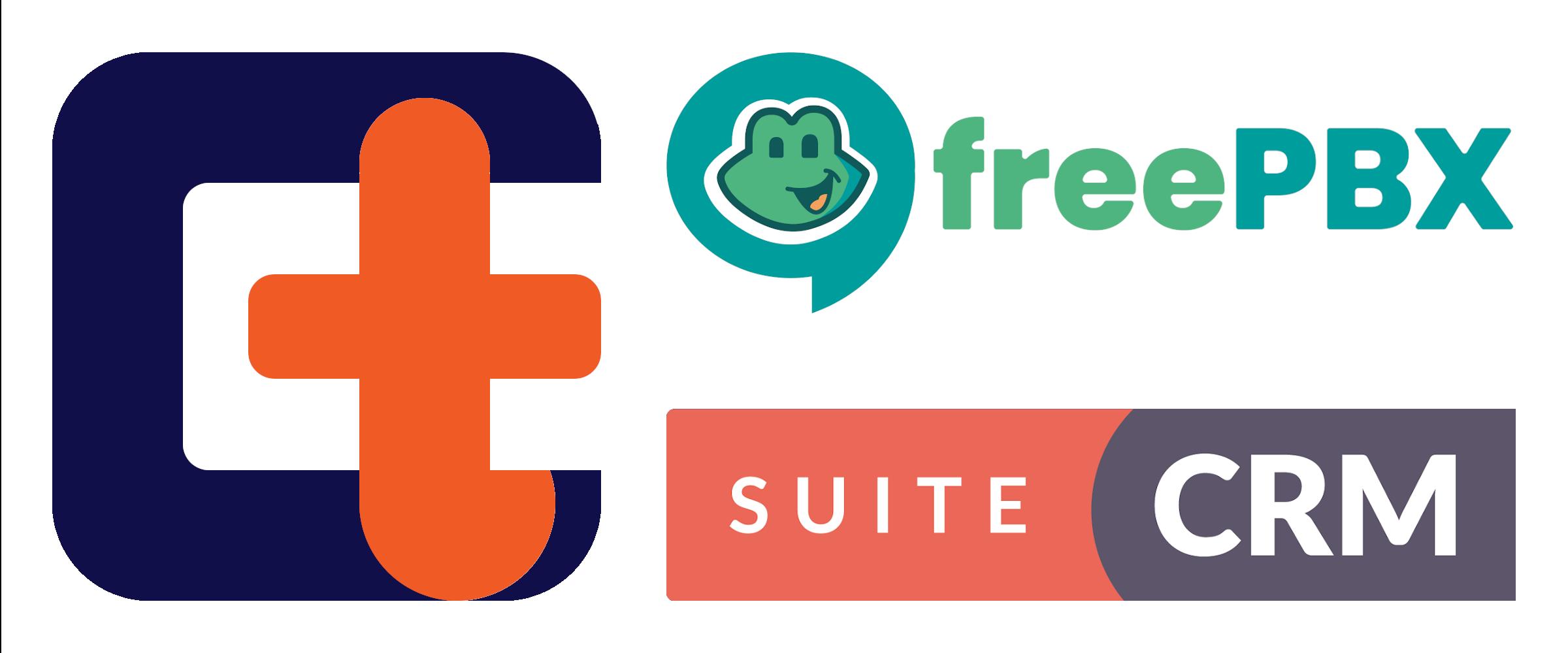 SuiteCRM FreePBX Integration Logo