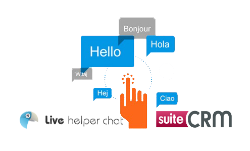 SuiteCRM Live Helper Chat Integration Logo
