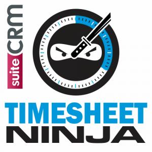 Timesheet Ninja for SuiteCRM Logo