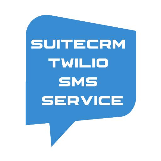 SuiteCRM Twilio SMS Service Logo