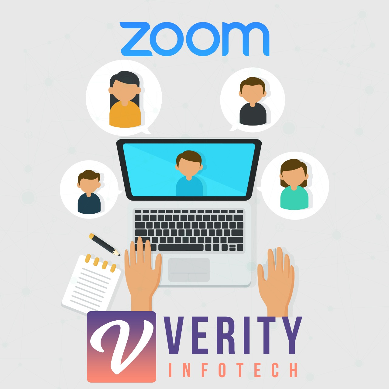 SuiteCRM Zoom Meeting Integration Logo