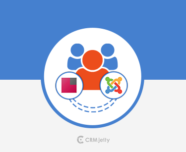 CRMJetty - SuiteCRM Customer Portal in Joomla Logo